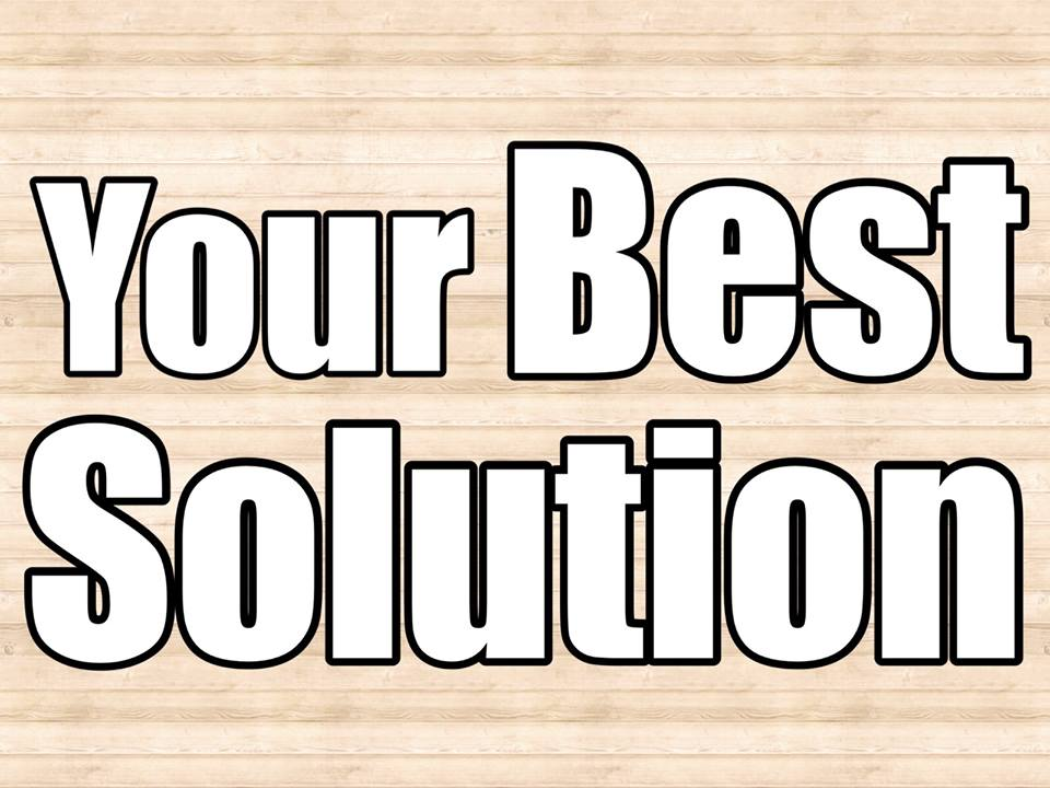 木目Your Best Solution