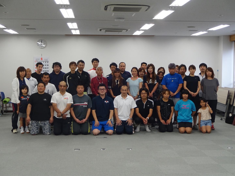 山武市で「体幹トレーニング」についての講演を行ってきました!