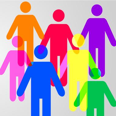 多様性を受け入れる。