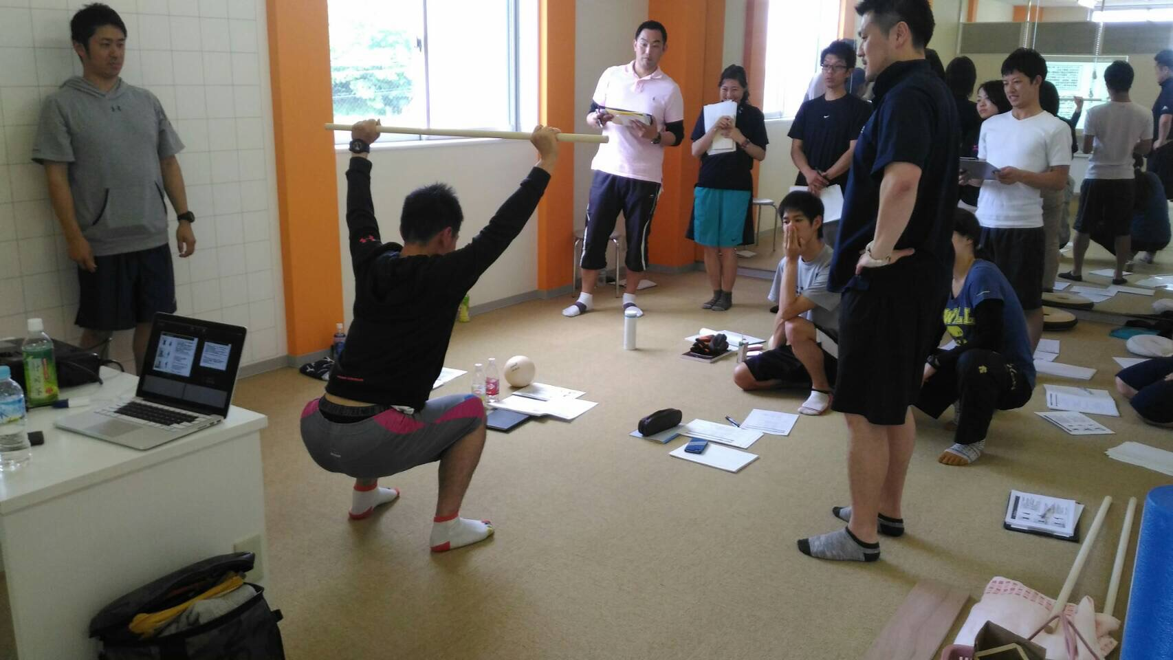 愛知県で動作評価についての研修を行ってきました!