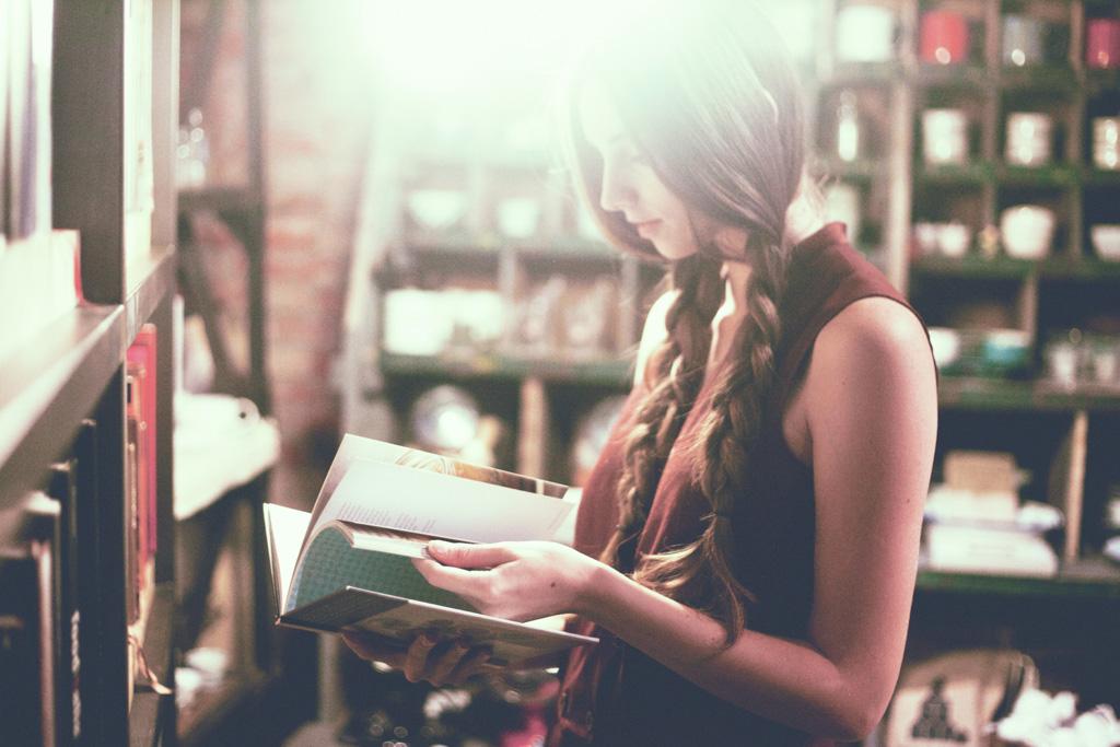 本を読むことは、食事を摂ることと一緒である。