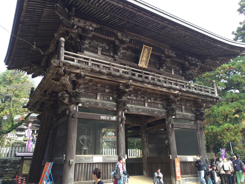筑波山神社に参拝してきました!