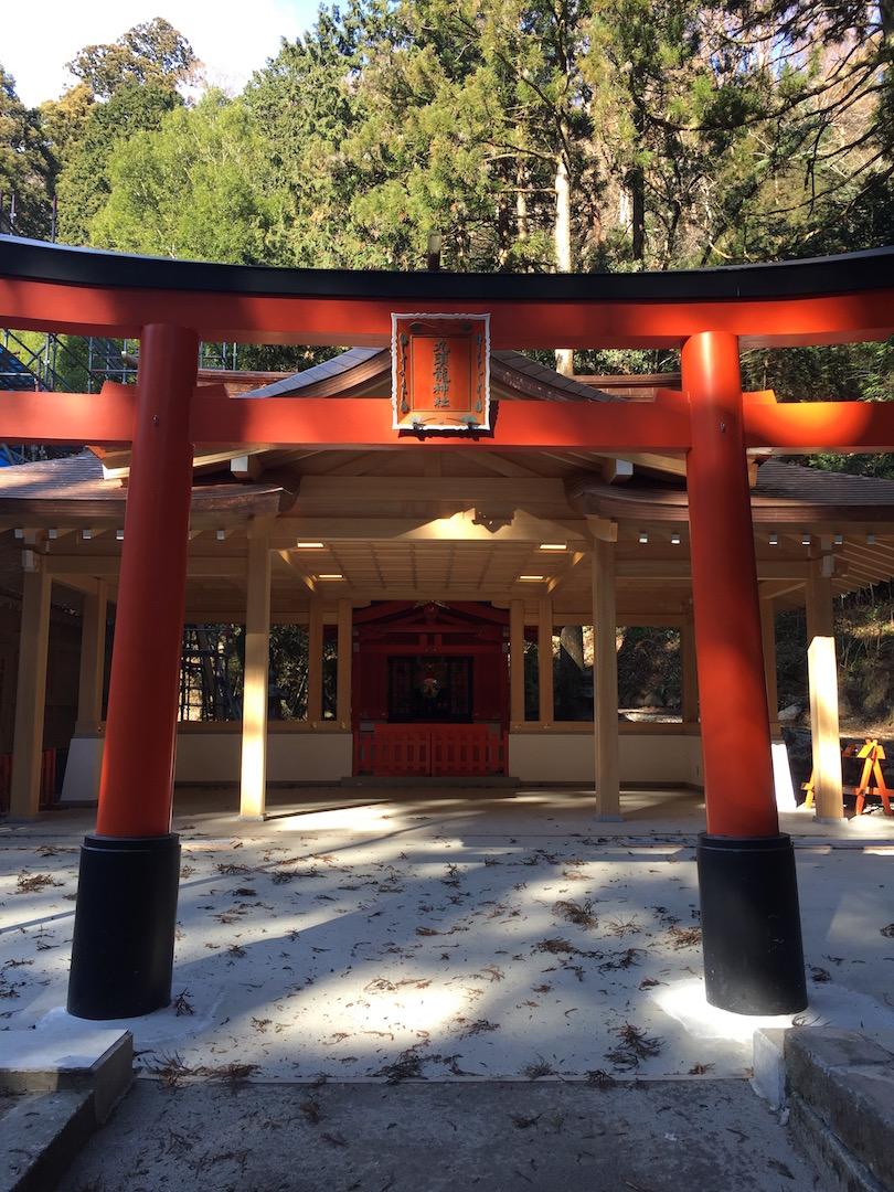 箱根天狗山神社と箱根神社と九頭龍神社に行ってきました!