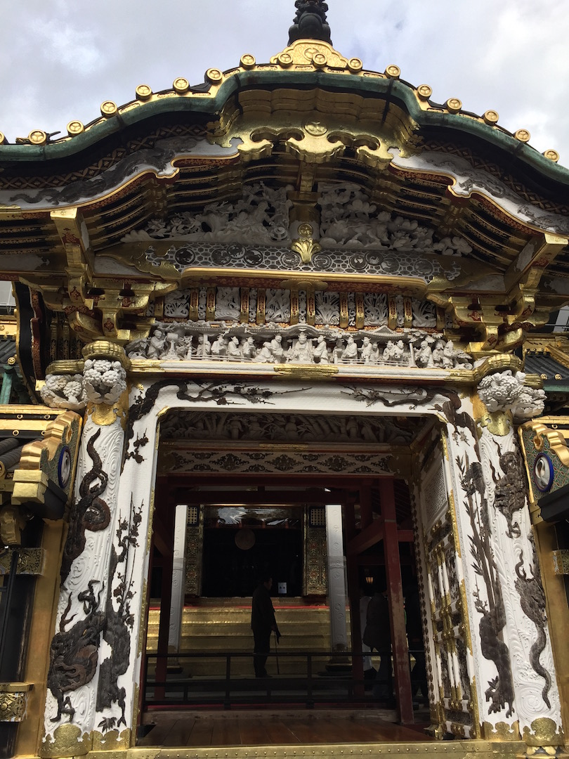 日光東照宮に行ってきました!