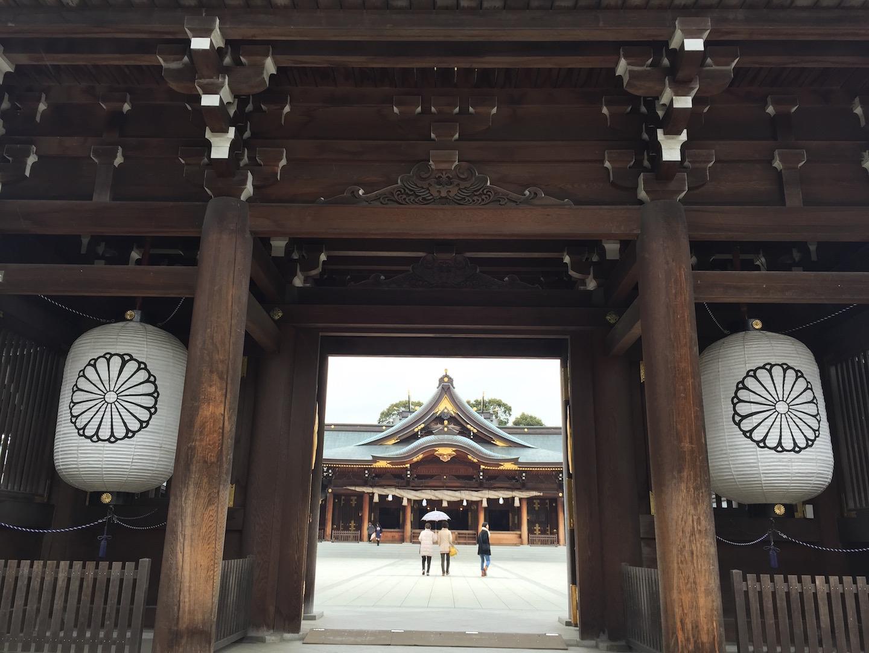 寒川神社、江島神社、鶴岡八幡宮に行ってきました!