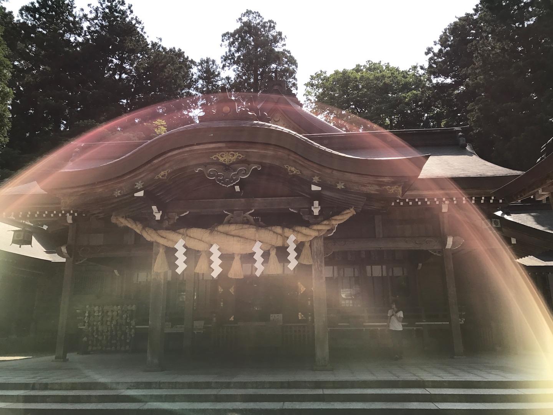 石川旅行回想記①〜白山比咩神社と金沢市内観光〜