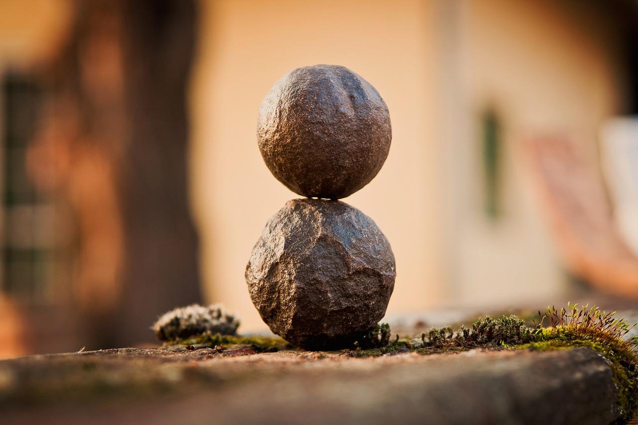 「姿勢」には「心」の姿勢と「身」の姿勢の2つがある。