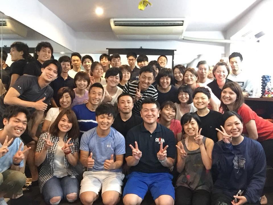 【報告】名古屋トレーナー勉強会で「脱力」と「発育発達に基づく動作学習」について講演してきました!