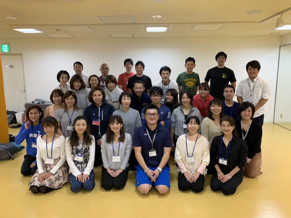 【報告】『呼吸セミナー』を千葉フィットネスコミュニティで行いました!