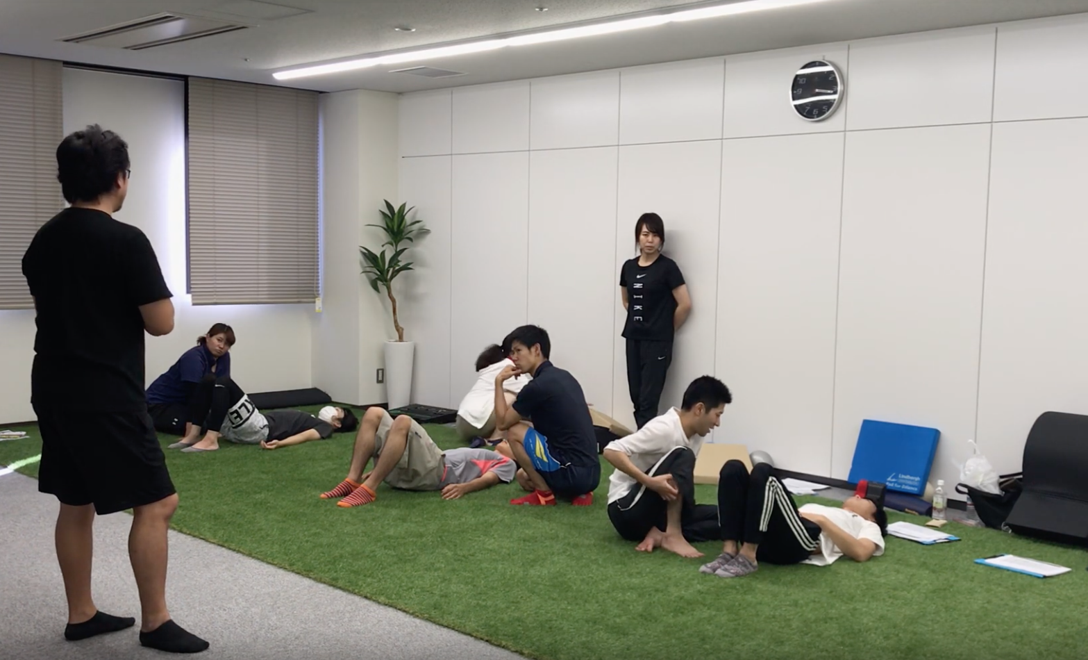 【沖縄→愛知出張】日本スポーツ施術者協会研修