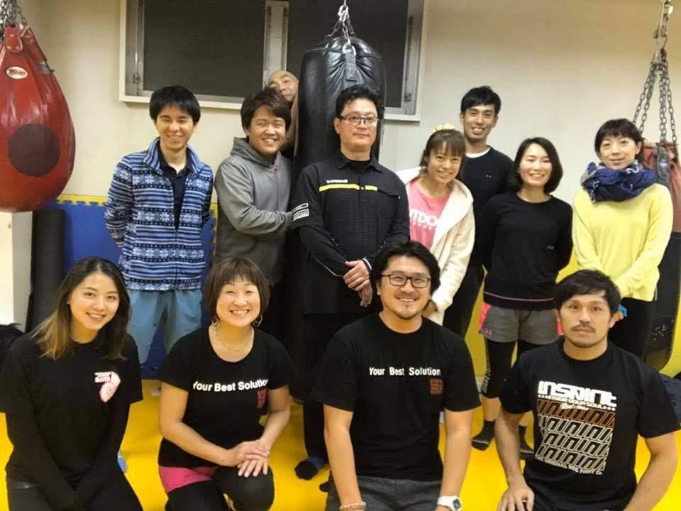 【沖縄→千葉】11月『五木田塾』とセッションと千葉フィットネスコミュニティと成田山。