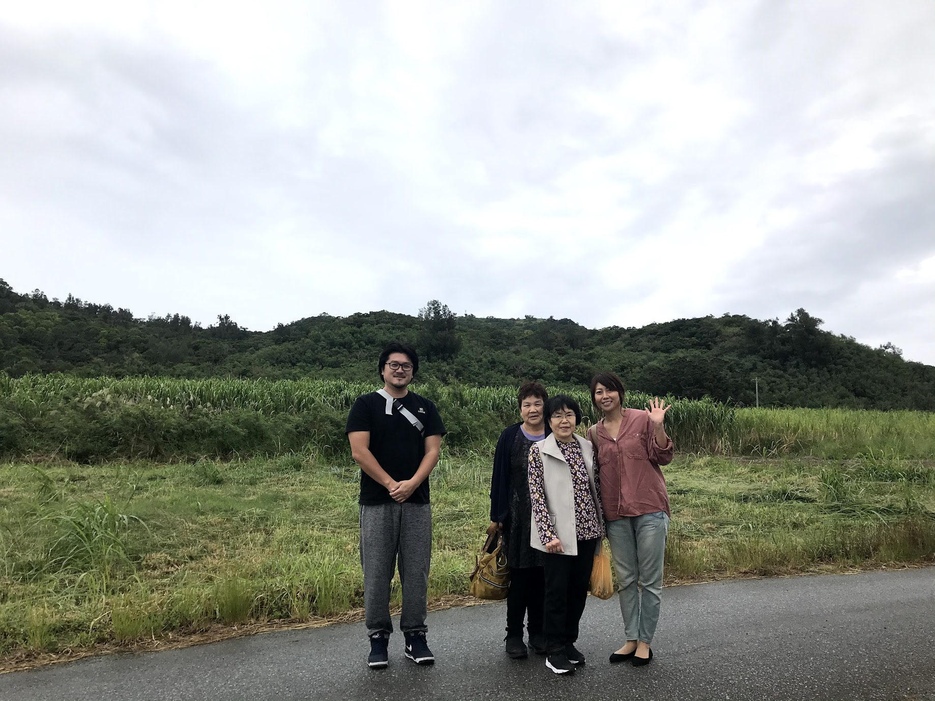 【沖縄】母二人に沖縄をご案内!