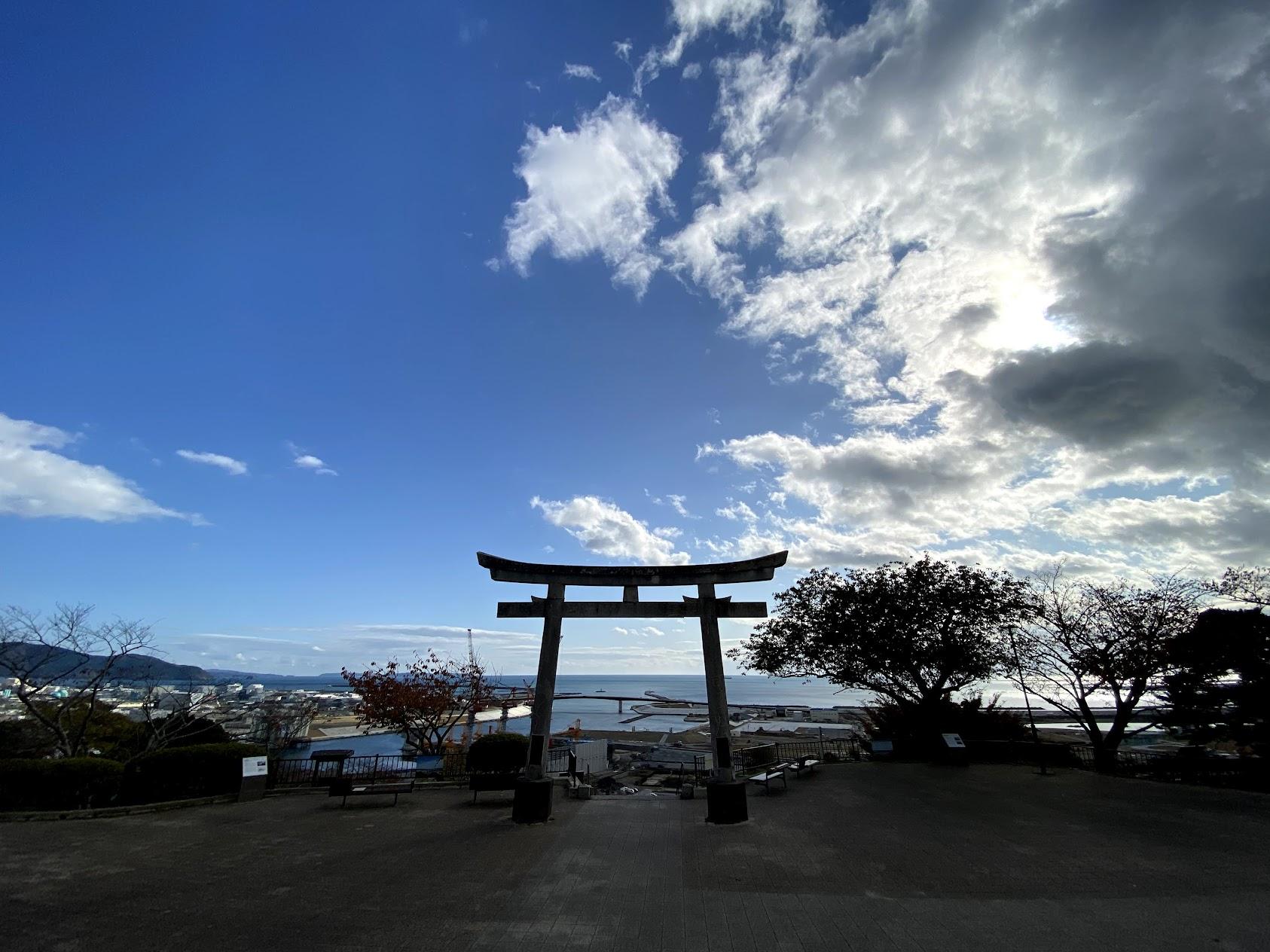 【宮城】神社巡り&サウナ巡り