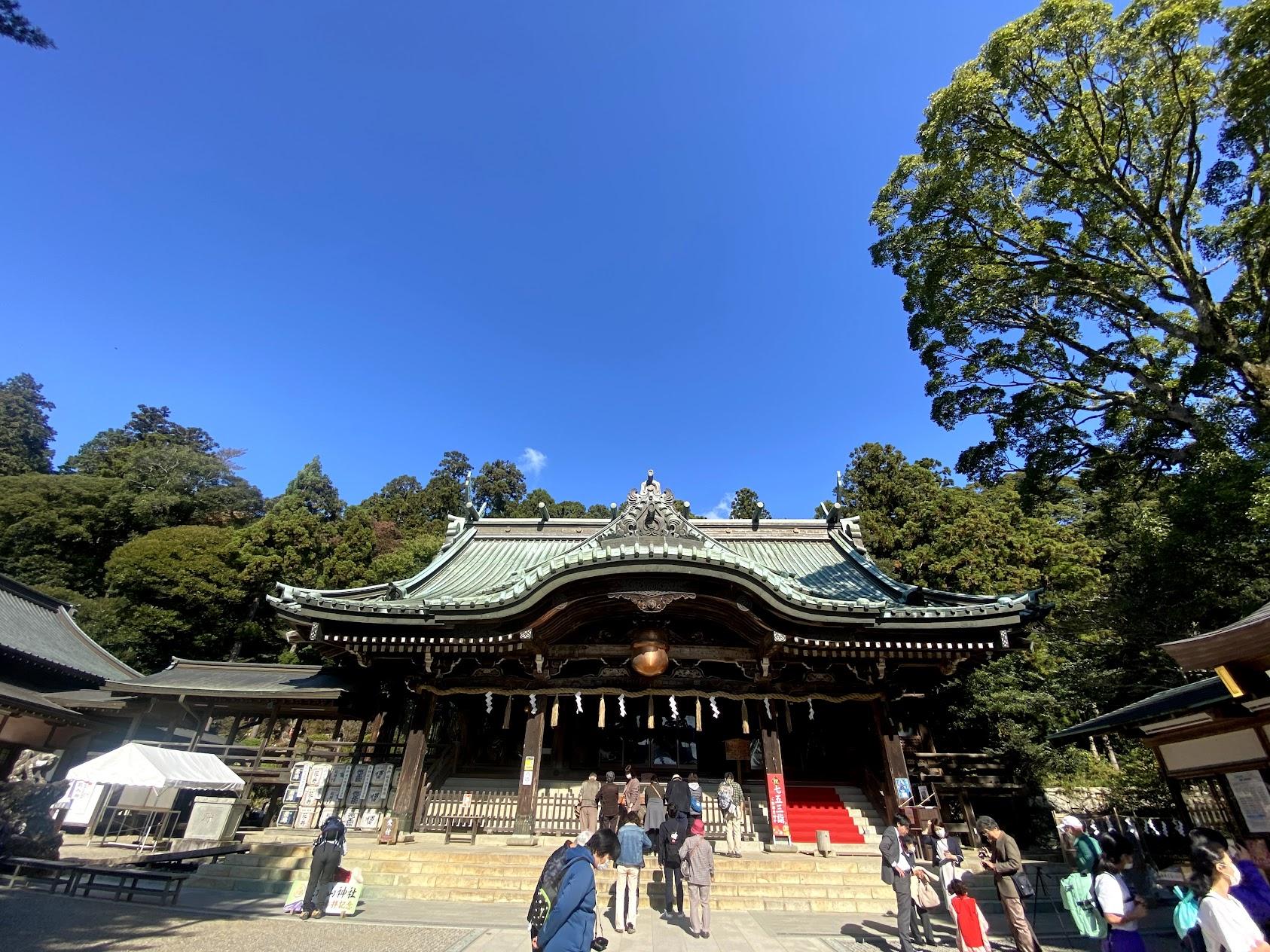 【茨城帰省】「神社」と「うなぎ」と「サウナ」