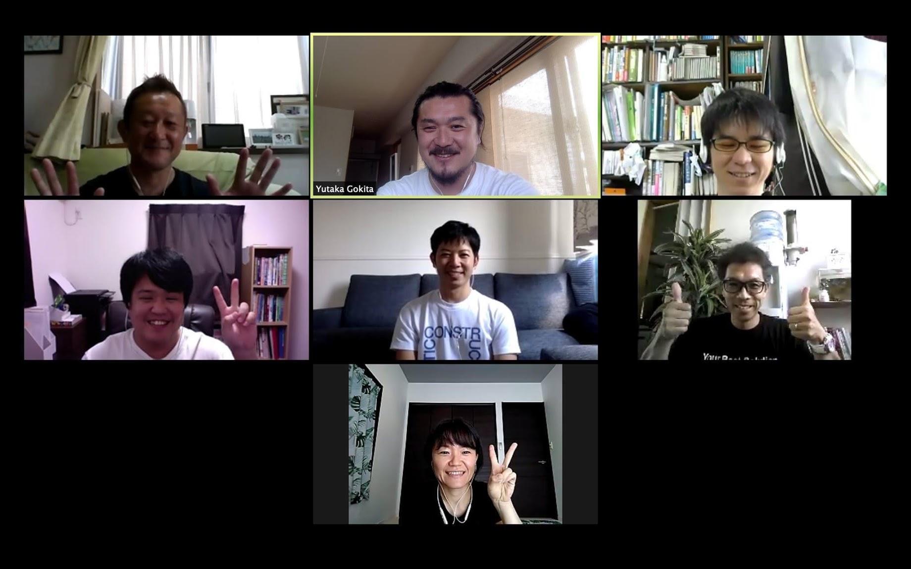 【沖縄】2020年8月『オンライン五木田塾』