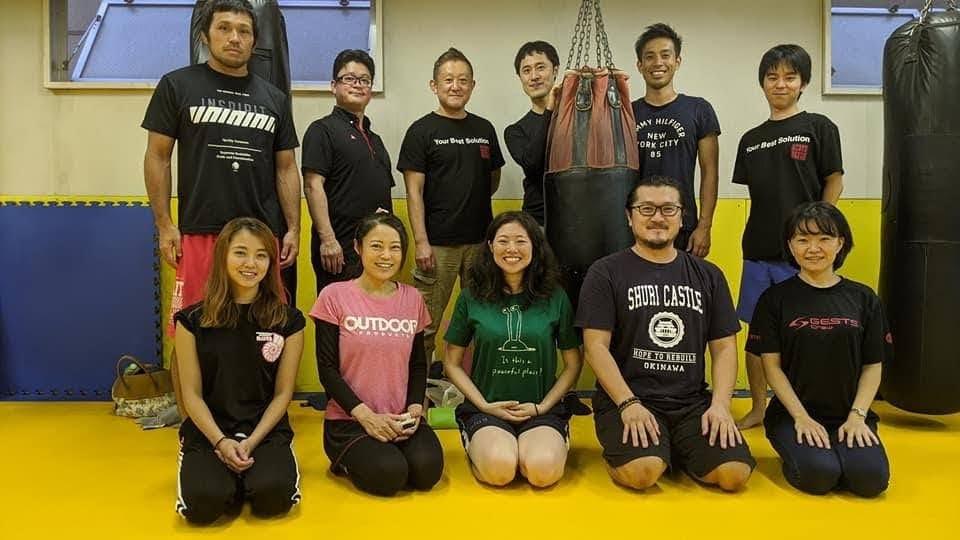 【沖縄→東京・千葉】2020年9月『五木田塾関東』&『サウナ旅』(呼吸)