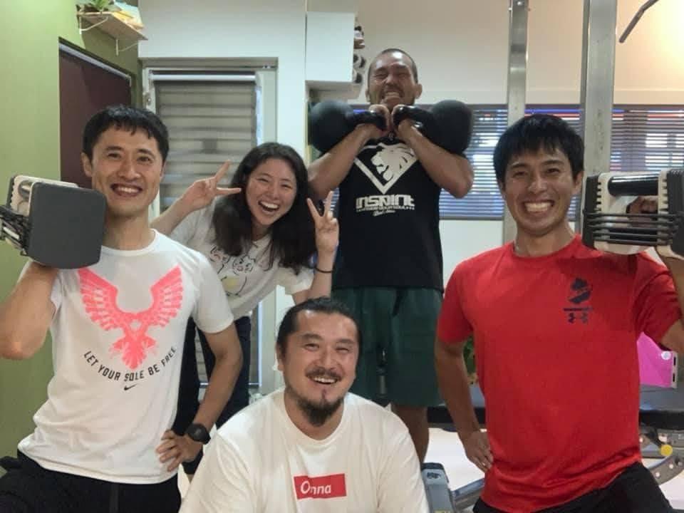 【沖縄→東京・千葉】2021年9月『五木田塾関東』&『サウナ旅』(Performance Training phase1)