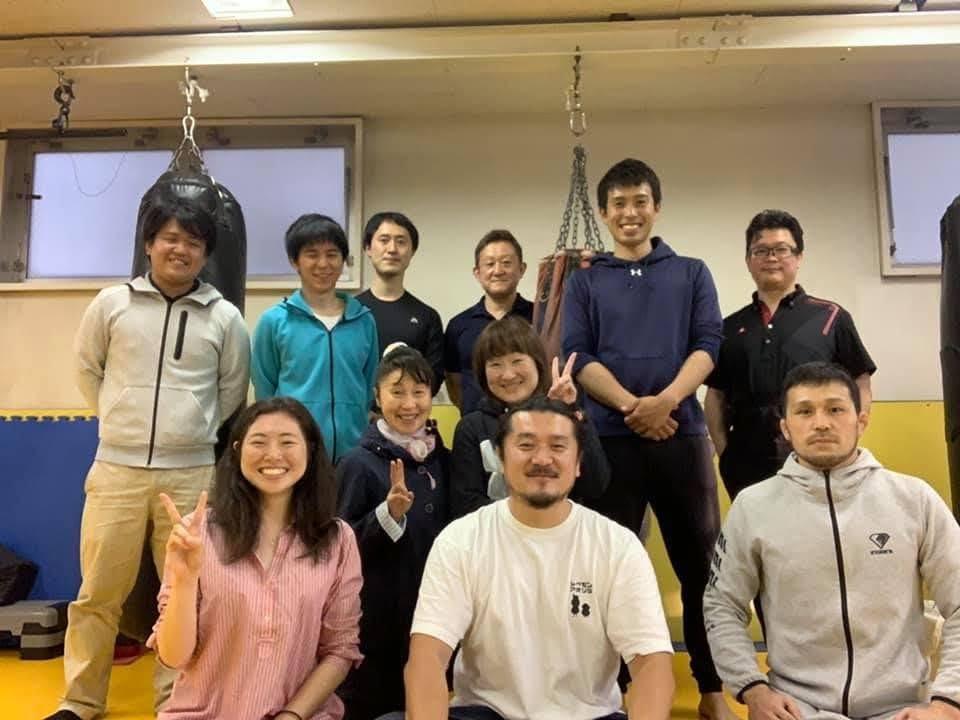【沖縄→東京・千葉】2021年4月『五木田塾関東』&『サウナ旅』(ムーブメントトレーニング)